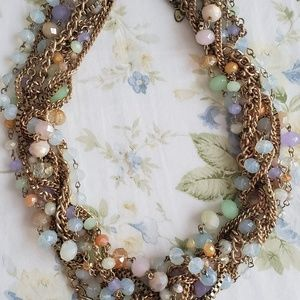 Selling my used necklace by Aldos